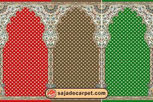 فرش سجاده مسجدی