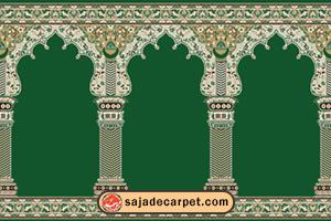 سجاده فرش, فرش سجاده, فرش سجاده اس, فرش سجاده ای مساجد, فرش محرابی فرش سجاده محراب نقش کاشان