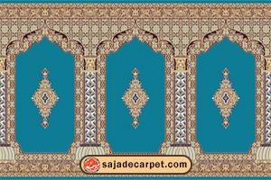 فرش سجاده نماز کاشان