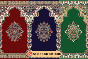 فرش سجاده ای برای مسجد