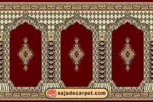 سجاده فرش, فرش سجاده, فرش محرابی, فرش مسجد, فرش نماز فرش سجاده محراب نقش کاشان