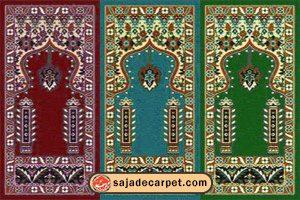 فرش سجاده مسجد - سجاده فرش طرح ملکوت