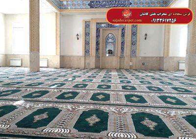سجاده فرش مسجد کامیاران