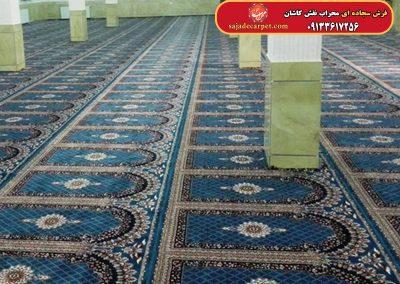 فرش های سجاده کاشان