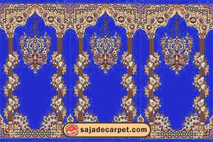 Masjid Rugs فرش سجاده محراب نقش کاشان