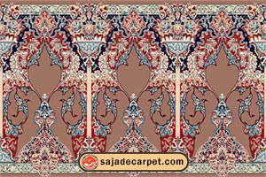 Mosque Rugs فرش سجاده محراب نقش کاشان