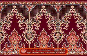Iranian Prayer Rug For Masjid - Mosque Carpets - Negar Design