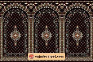 Musalla Carpets فرش سجاده محراب نقش کاشان