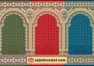 prayer carpet for sale - azin design
