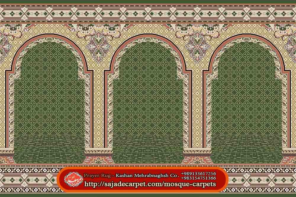 Prayer Mat For Mosque Azin Design Prayer Rug