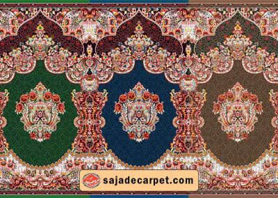 mosque carpet design - Fereshte Design