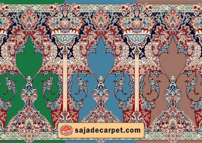 Mosque Rug - Mojallal Carpet Design