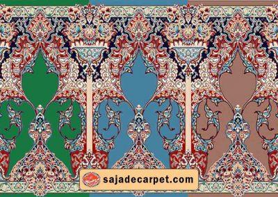 Mosque Rug - Mojallal Carpet Design