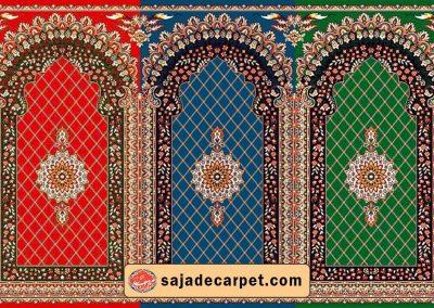 musalla carpets - Abrisham Design
