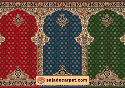 Mosque carpet Manufacturers - Afagh Carpet