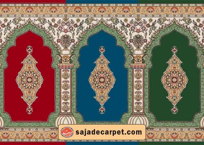 Prayer rugs for mosque - Bargah Design