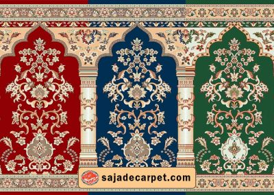 Mosque carpet suppliers - Boostan Design
