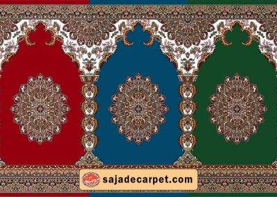Carpet for mosque - Golestan Design