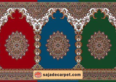 Carpet for mosque - Golestan Design