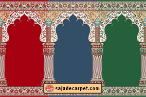 prayer carpets for sale - Hekmat design