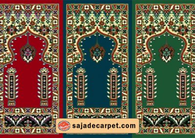 Islamic carpet for prayer – Malakoot Design