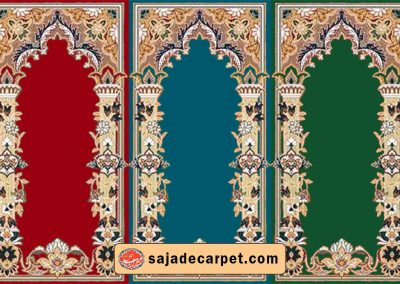 acrylic mosque carpet - tamana Design