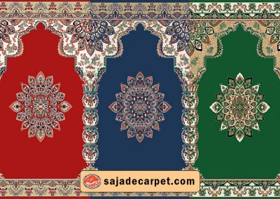 prayer mat for mosque - Ziafat Design
