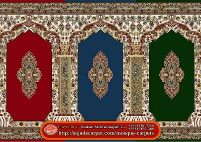 buy mosque carpet - jalil design