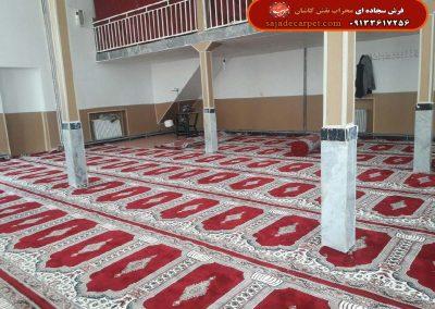 فرش سجاده ای - مسجد ابوبکر صدیق