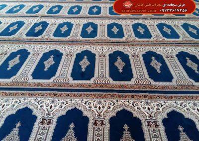 سجاده فرش 700 شانه مسجد امام رضا