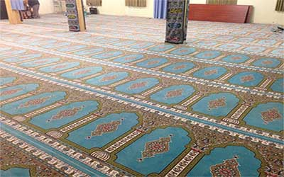 فرش سجاده محراب نقش کاشان