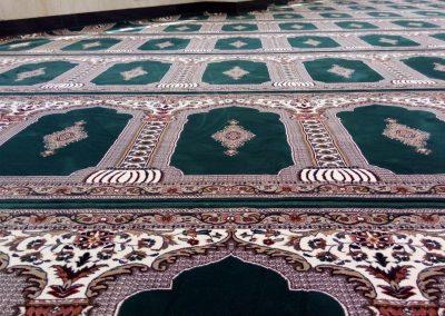 فرش سجاده ای طرح یاسین