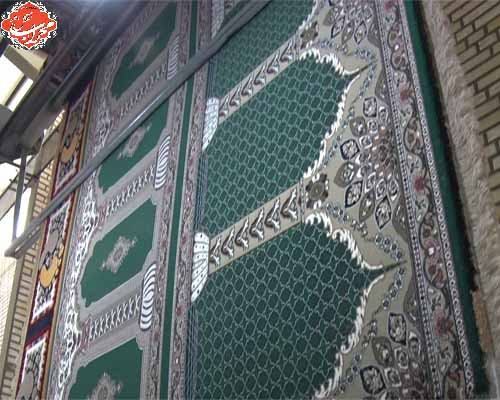 تصميم سجادة المسجد, تصنع سجادة المسجد, سجادة الصلاة, سجادة المذبح فرش سجاده محراب نقش کاشان