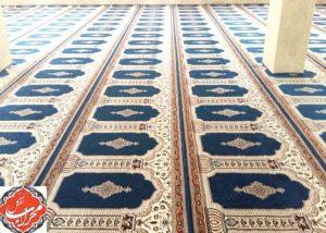 بهترین فرش سجادهای مسجد