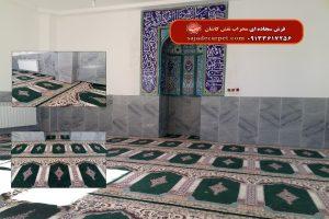 سجاده فرش - شهرستان بوانات-یاسین-سبز