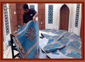 قیمت فرش سجاده ای - قیمت فرش مسجد
