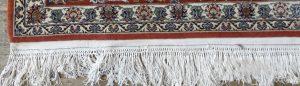ریشه فرش ماشینی - فرش کاشان