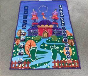 جانماز کودک - سچاده فرش کودک - فرش کودک
