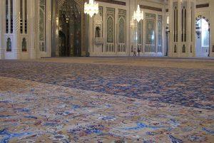 فرش سجاده ای کاشان