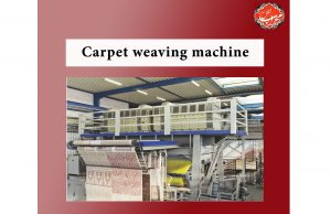 carpet weaving machine