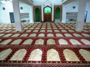فرش ماشینی برای مسجد