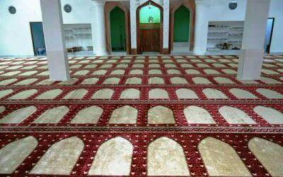 فرش ماشینی برای مسجد ؛ با بهترین کیفیت و قیمت