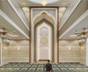 طراحی-داخلی-مسجد