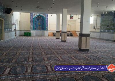 فرش مسجد جامع سجزی اصفهان